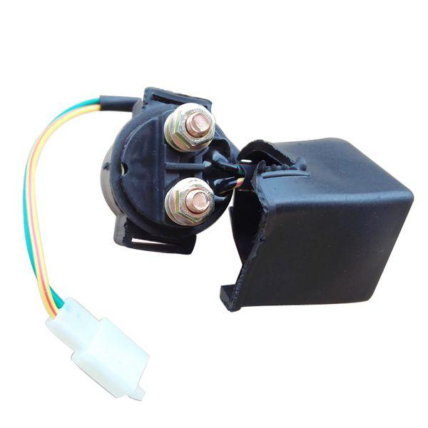 ATV Motorcycle Electrical Parts Starter Solenoid Relay For HONDA GL1800 2001-2010 Honda 1100 VT1100C SHADOW 1989-1996