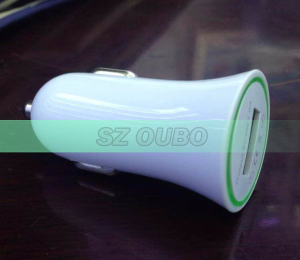 Mini USB Car Charger USB Charger Universal Adapter for iphone 5 6plus 6 Cell Phone PDA MP3 MP4 player mobile s3 m7
