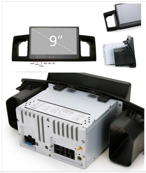 8-Core Android 6.0 10.2inch Car Dvd Gps Navi Audio for Toyota Corolla E120 Support 3G 4G DVR OBD Steering wheel DBA+ wifi