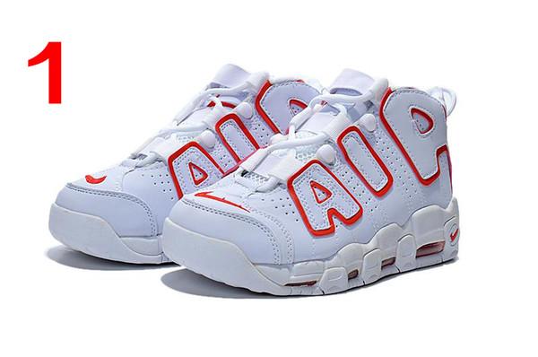 Großhandel Nike Air Mehr Uptempo Olympic Scottie Pippen