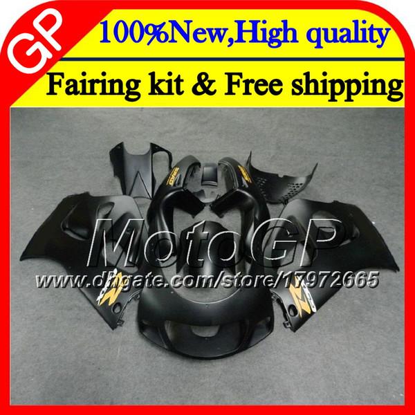 Body For SUZUKI SRAD GSXR 600 750 96 GSXR750 96 97 98 99 00 Matte black 20GP8 GSX-R600 GSXR600 1996 1997 1998 1999 2000 Motorcycle Fairing