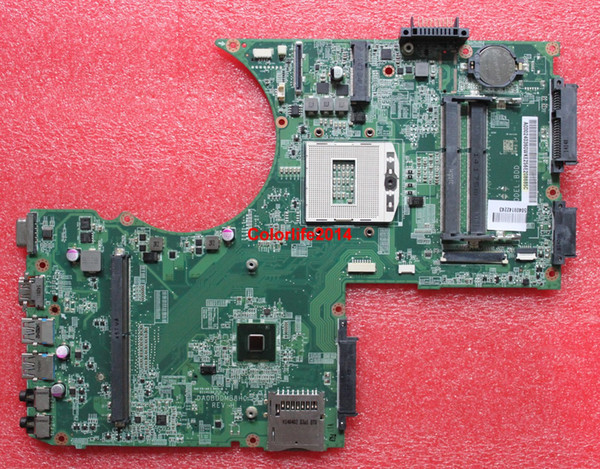 top popular for Toshiba Qosmio X70 X75 X75-A7170 A000240360 DA0BDDMB8H0 Laptop Motherboard Mainboard Working perfect 2021