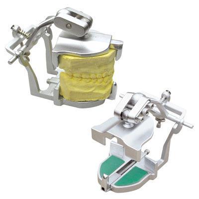 top popular High Quality Dental Adjustable Dental Articulator for dental Lab Dentist Lab Equipment 2021