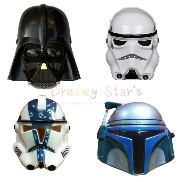 Compre Star Wars Mascara Darth Vader Imperio Tempestade Clone