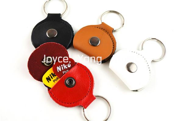 paquete con 5/Pick Holder Pick Organizador Soporte para p/úas mezcla de colores