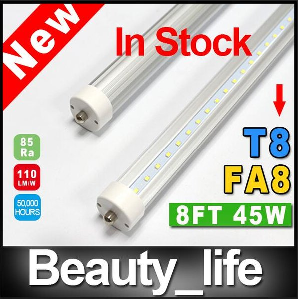 T5 T8  LED Tube Light  2//3//4//5ft Fluorescent replacement Cool//Warm//Neutral White
