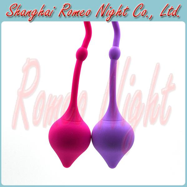 Arousing Kegel Vagina & Anal Trainer Ball, Unisex Silicone Body Massager Toys, Adult Product