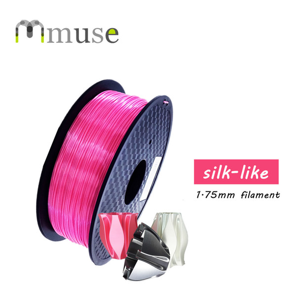 Brand New 1.75mm Special 3D Printing Filament Silk-Like 3D Filament 1KG For FDM 3D Printers