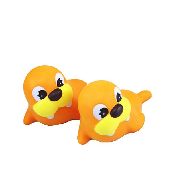 Squishy piccolo leone marino Kawai simula la torta di pane impasta regali giocattolo per bambini appesi lentamente si alzano