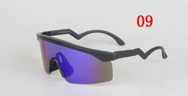 9140 brand Men Women outdoor sunglasses Fashion Style Eyewear Goggles Razor Blades glasses Free shipping cycling sunglasses