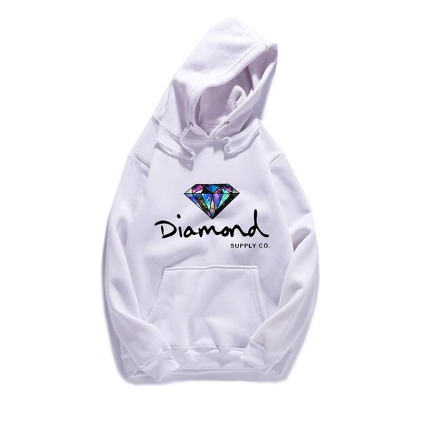 Diamant-Versorgung Co Hot Fashi auf Männer Frühling Herbst Hoodie Pullover spo WY-8081rtswear Hip Hop Sweatshirt Diamant Versorgung Co Hoodies