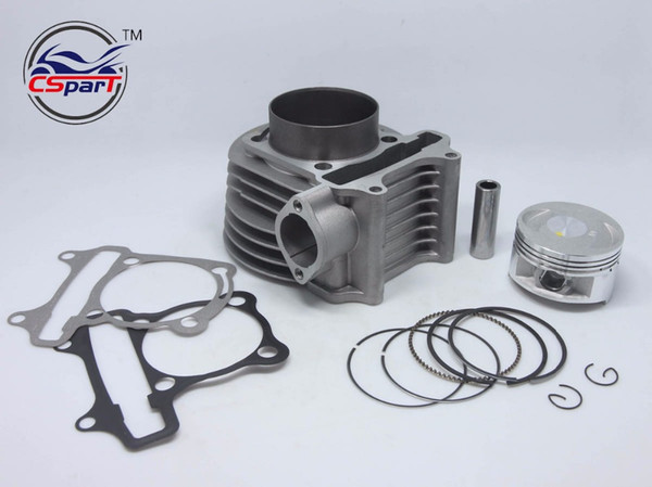 Wholesale- Performance 58.5mm Cylinder Piston Ring Kit 155CC 160CC Jonway Jmstar Baotian Kazuma Keeway Sunl Scooter ATV Quad Buggy Parts