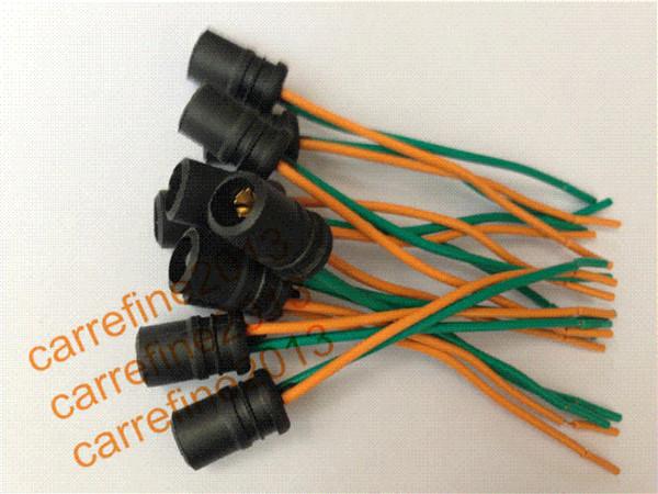 Led T10 W5W 194 socket LED185 T10 bulb holder cables LED T10 W5W plug-in light bulb extension socket holder M36950 car