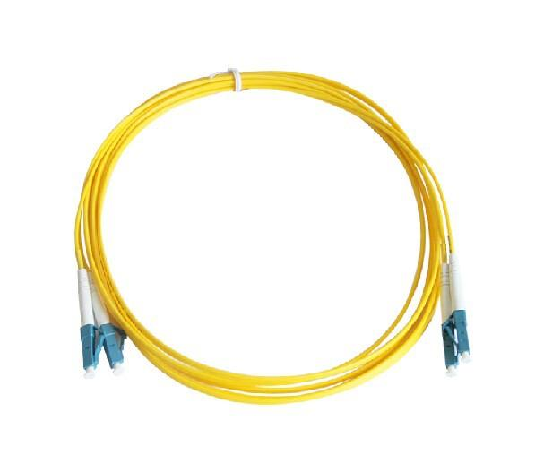 10M LC UPC-LC UPC Multi-Mode MM 4 Strand Indoor Armored Fiber Optic Patch Cord