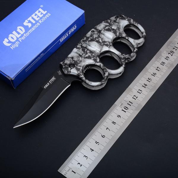 219 skull pattern handle