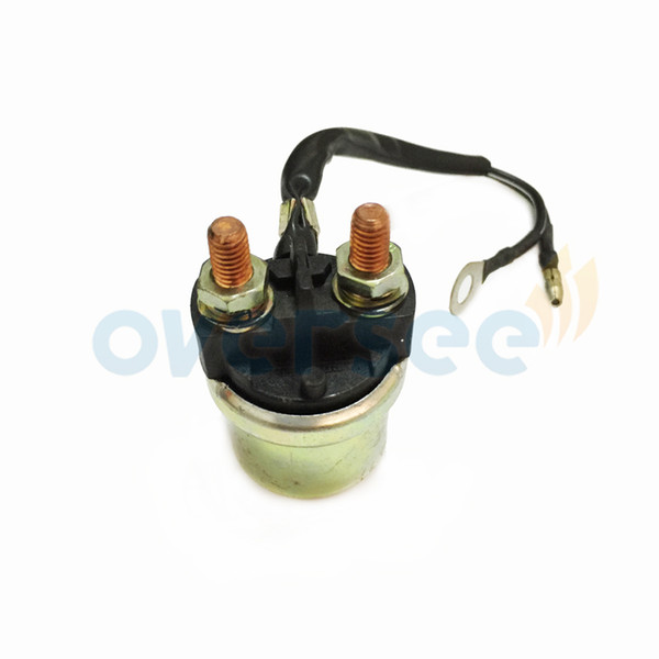 OVERSEE 6G1-81941-10-00 High Quality STARTER RELAY For Fitting Yamaha Parsun Powertec Hidea Outboard Spare Engine Parts Model
