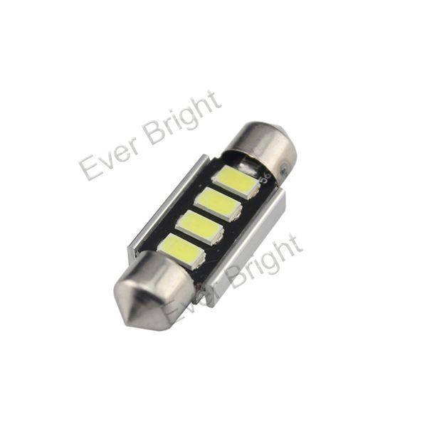 "1.72/"" 42mm 8-SMD-5050 Canbus No Error Dome Festoon LED Bulb Reading Wholesale"