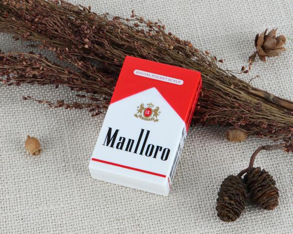 O tamanho pequeno portátil da caixa de cigarro é chamado o balança de jóia eletrônica balança eletrônica pesar 0.01g grama scale100g200g