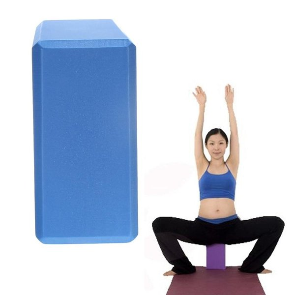23*15*7.5cm EVA Yoga Foam Roller Pilates Fitness Massage Block Physio Exercise Gym Cure Multi Color Yoga Block