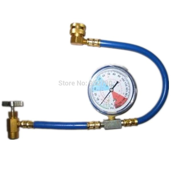 2019 Automotive Home Car Auto A/C Recharge Kit R 134A W/ Can Tap  Opener/Gauge Recharge Hose A/C Conditioning R134A Order≪$18no Track From  Nice_co_ltd,
