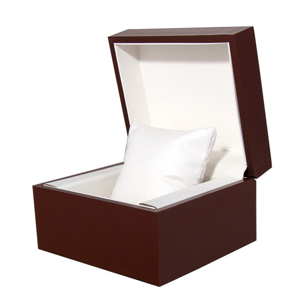 Moda Marka İzle Kutusu Kırmızı İzle Kutuları Yastık kılıfı ile kılıfları İzle Takı saklama hediye kutusu