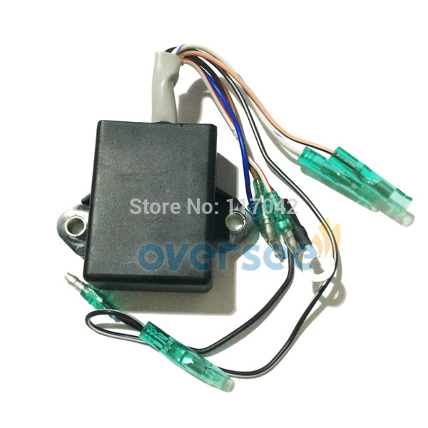 Oversee 63V-85540-00-00 CDI assy for Yamaha,Parsun 9.9HP 15HP 2stroke Outboard Spare Engine Parts Model