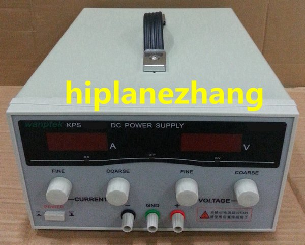Adjustable Variable DC Switching Power Supply Output 0-60V 0-10A Support AC110-220V KPS6010D