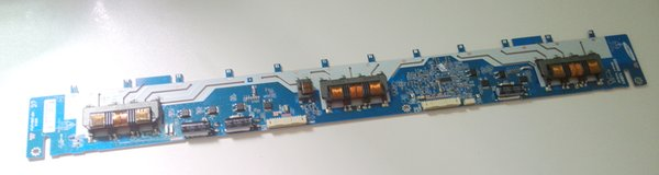 Free Shipping Used Original LCD Power Backlight Inverter Board TV Board Unit For Samsung SSI460-12A01 SSI460_12B01 (LC-46GS80DC)