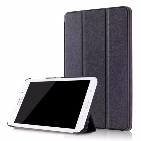 Novo stand pu leather case tablet auto sono / wake up para samsung galaxy tab a6 7.0 '' 7.0 T280 T285DY Ultra Slim Tampa Flip + caneta