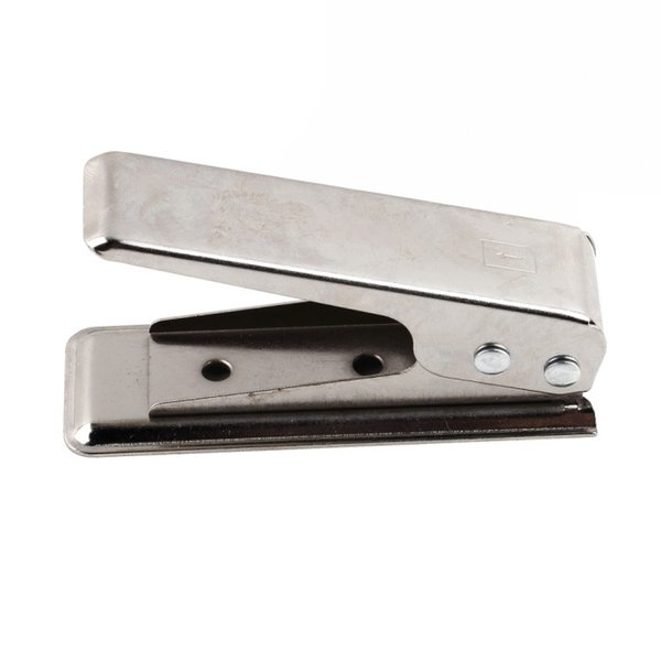 Wholesale-1pcs Easy operating Standard or Micro SIM Card to Nano SIM Cut Cutter For iPhone 5 Brand Selling 2425#