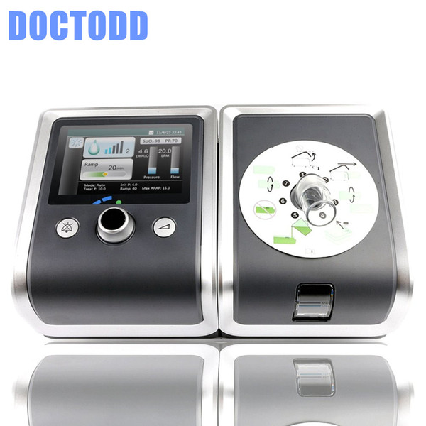 Portable CPAP Device