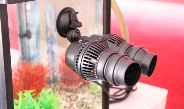 Brand SUNSUN High Quality Wave Maker Aquarium Circulation Pump Submersible Dual Wavemaker Powerhead Aquarium Circulation Pump