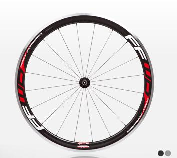 23mm width 700C(38mm) clincher rim alloy brake surface Road bike carbon wheelset 3K glossy carbon bicycle wheelset with ceramic bearing hubs