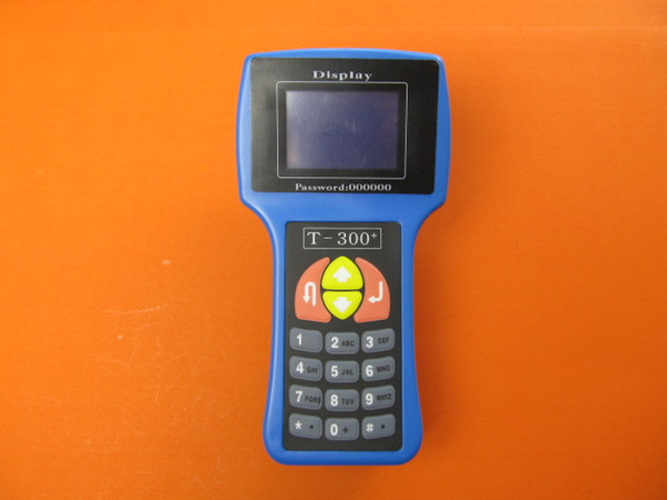 Latest Version V15.8 T-code T300 Auto Key Programmer T300 Auto Key maker Spanish English T300 Transponder key programmer T 300