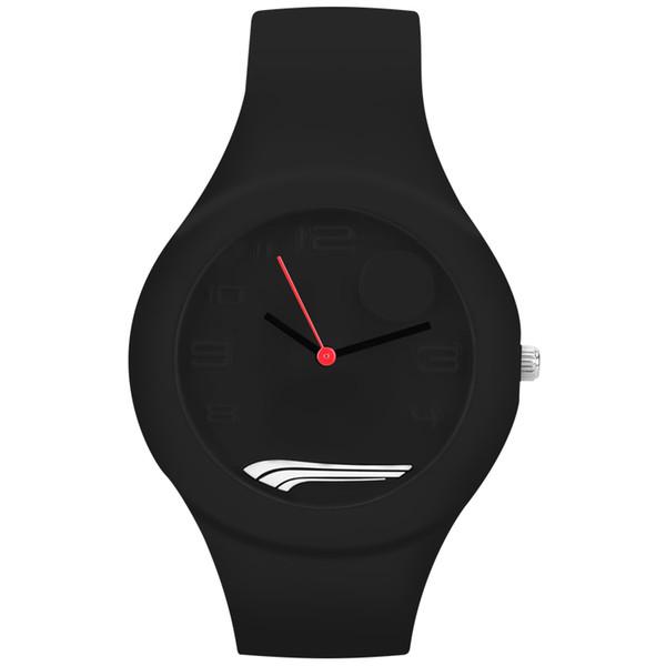 free shipping silicone strap men women sports brand watches luxury fashion casual watches diy relojes pu with ma logo men women dress wrist