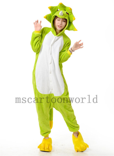 Long Animal Onesie Fleece Pajamas Onesie Jumpsuit Sleepwear Romper Women Ladies One Piece Pyjama Anime Cosplay Animal Costumes