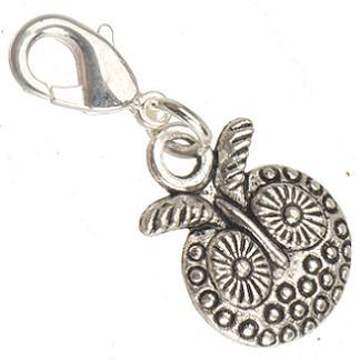 DIY Charms With Lobster Clasps Dangles Necklaces Crafts Key Chains Pendants Owl Vintage Silver Metal Suppliers For Jewelry Findings 100pcs