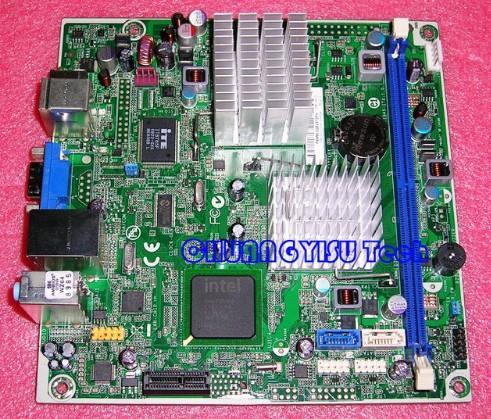 Industrial equipment board for original H-I945-ITX 501994-001 230 1.6G 17*17 Mini-ITX desktop mainboard DDR2