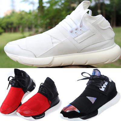 Top Quality Y-3 Wholesale Men Leather Sneakers Sports Shoes Black boots black MEN Sports Shoes Trainers