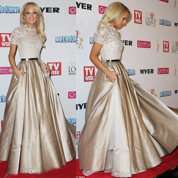 элегантное платье на юбилей