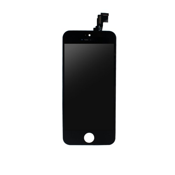 Wholesale-100% Guarantee Quality LCD For iPhone 5C LCD Screen Display With Touch Screen Digitizer Assembly +Free Tools