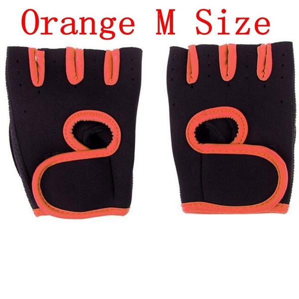 Couleur orange taille M