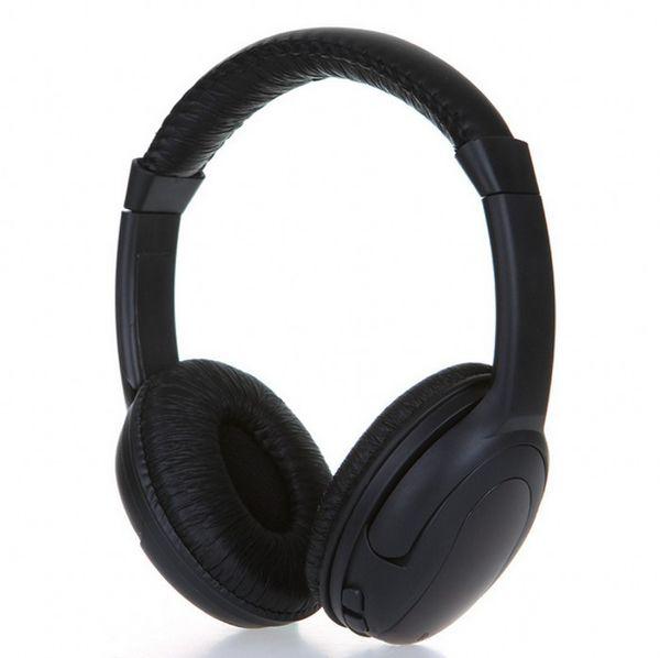 All'ingrosso-Ecouteurs 5 in 1 HiFi Cuffie senza fili Cuffie auriculares mp3 inalambrico Monitor senza fili Radio FM MP3 PC TV Audio