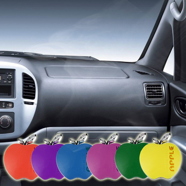 best selling Car Air Freshener Outlet Perfume Scent Interior Apple Shape Aromatherapy Fashion Car Air Freshener Car Accessories