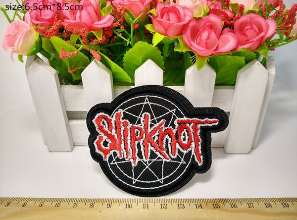 best selling Free Shipping~10pcs Lot English fashion Iron On Embroidered Patch Appliques DIY bag clothing patches Applique Badges BT808006510