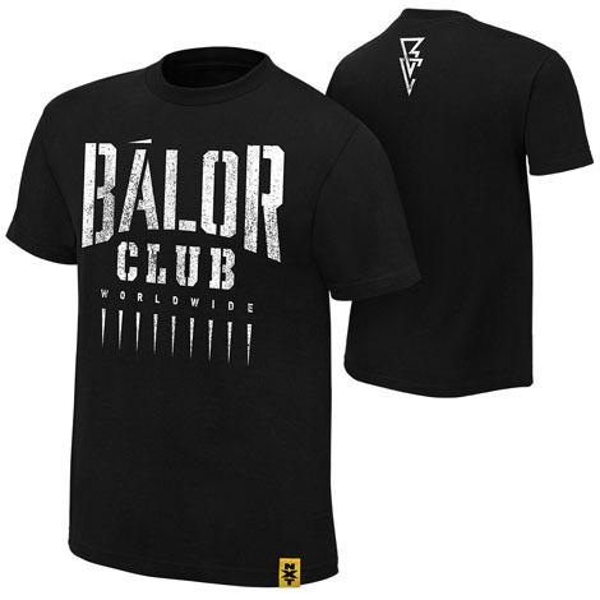 Al por mayor- Summer Finn Balor Club Hombres camiseta ww