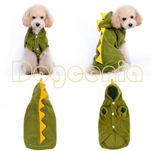 Atacado-Dog Clothes Winter Sweater Camisola Verde Frete Grátis