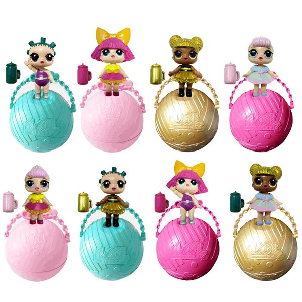 Christmas Toys.Lol Doll Series 1 Dress Up Toys Baby Tear Change Egg Can Spray Realistic Baby Dolls Toy Christmas Cool Christmas Toys From Chan Store 3 82