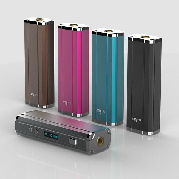 100% Original SMY35 mini Box Mods smy 35 mod 5 W ~ 30 W watt E cigarros melhor mod VS mini Cloupor Caixa Mod modificação mecânica