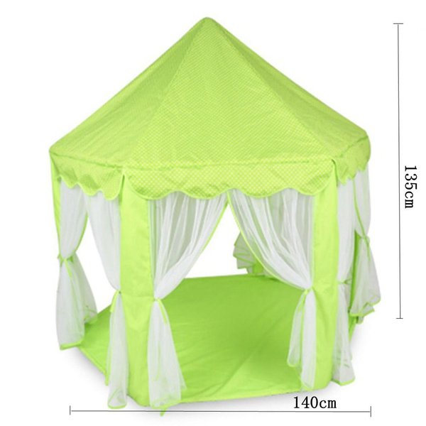 Folding Teepee Prince Castle Tent Kids Play Toy Tent Princess Cute Tent Indoor Playhouse Boysu0027 Gift  sc 1 st  DHgate.com & Folding Teepee Prince Castle Tent Kids Play Toy Tent Princess Cute ...